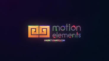 Electric Glitch Logo After Effects Templates