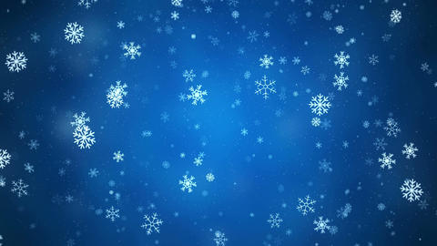Colorful Snowflakes Backgrounds 1