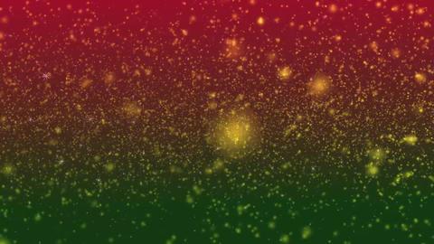 Particle Christmas Base Bild