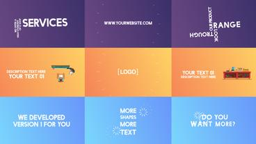 Logo Openers After Effects Template