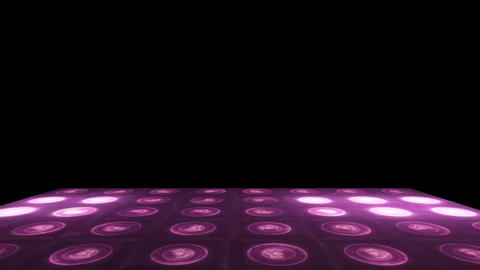 Retro Fever Dance Floor PT04 Animation