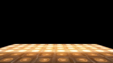 Retro Fever Dance Floor PT06 Animation