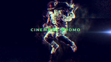 Cinematic Promo เทมเพลต Premiere Pro