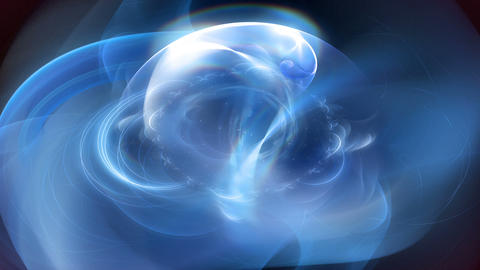 Cosmic Anomaly - Mysterious Fractal Beauty Video Background Loop Animation