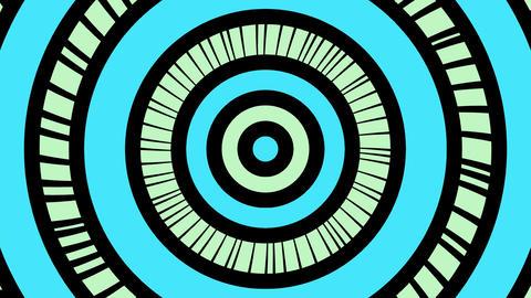 Esper eyes effect Stock Video Footage