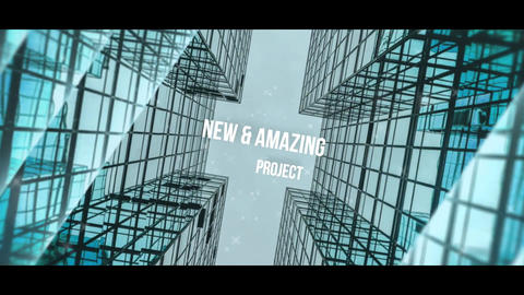 Corporate Parallax Slideshow - 4K (3840x2160) After Effects Template