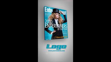 Short Vertical Magazine Promo 애프터 이펙트 템플릿