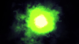 Fire fireball flame blaze blazing magic magical meteor hole burning energy 4k Live Action