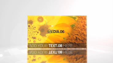 Soft Slideshow After Effects Template