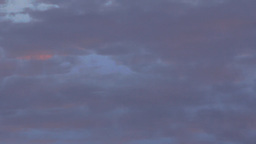 Impressionistic artwork: delicate colors of sky reflected in water Footage