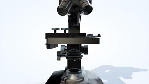 Examination microscope Live Action