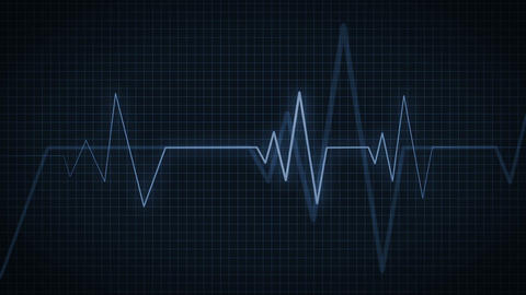 Heart pulse monitor Live Action