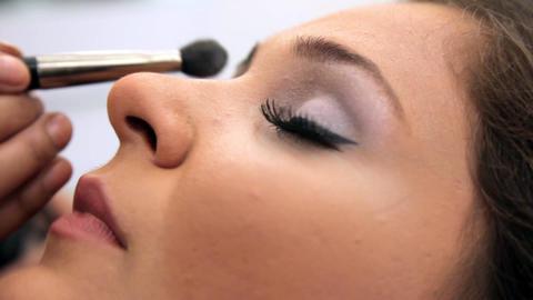 Bridal Makeup Footage