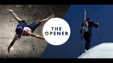 The Opener After Effects Template