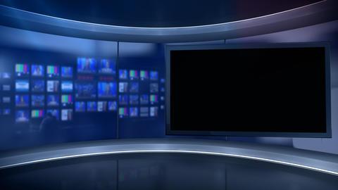 Program headlines Footage