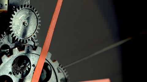 Clock Gears 1