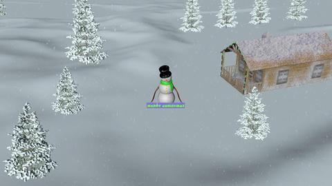 Merry Christmas Animation