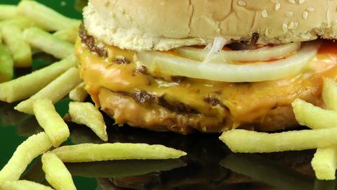 Delicious Food Hamburger 1