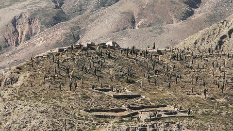 Archaeological Remains In The Mountain Live Action