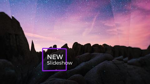 Cinematic Slideshow Premiere Proテンプレート