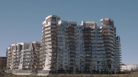 Milan City Life residential units Live Action