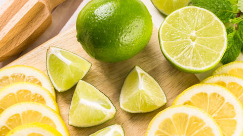 Citrus fruit Stock Video Footage