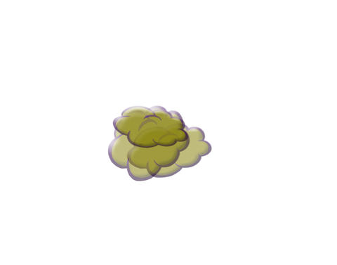 Fart Cloud Animation