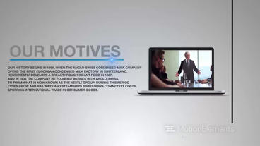 Corporate intro Plantilla de After Effects