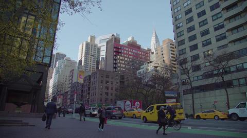 Rockefeller Center Live Action