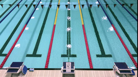 Swimming Pool Footage
