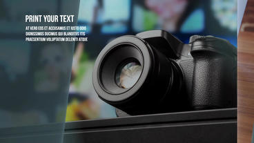Positive Business Slideshow After Effects Template
