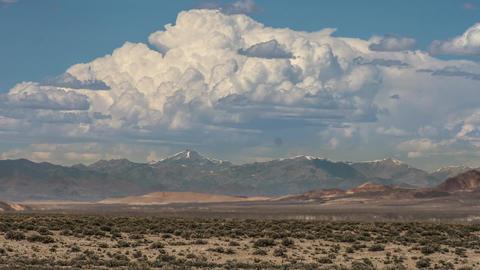 Sierra Nevada Mountains Shot 33 stock footage