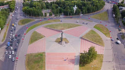 Monument of military and labor valor of the Penza people during the Great Footage