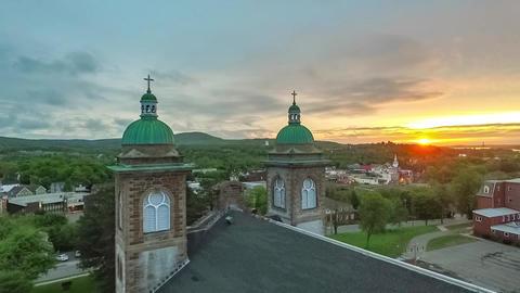 St. Ninian's Cathedral, Antigonish, Nova Scotia Image