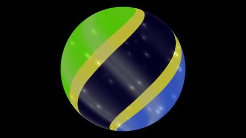 Flags World 4K Ball 0