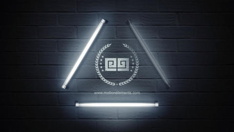 Logo Lamp v_01 After Effects Template