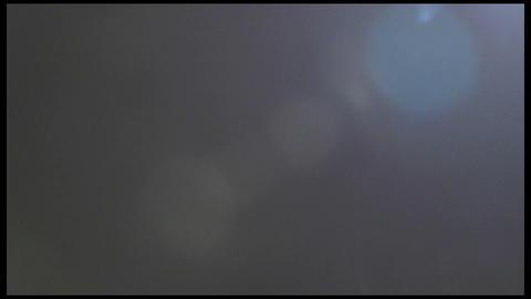 Smoke & Fume (Reek) on a gray background. Fire outside the shot Footage
