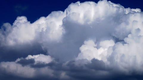 Big cloud all Stock Video Footage