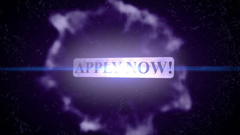 Apply now Animation