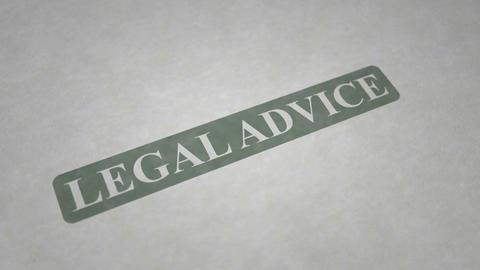 Legal advice Animation