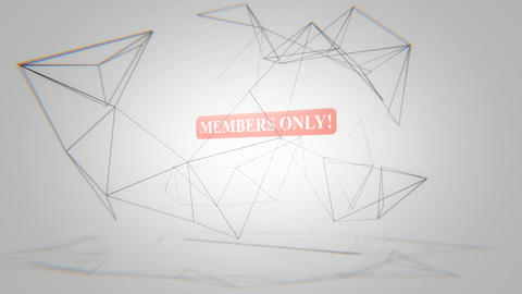 Members only Animation