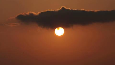 Sunset menorca Footage