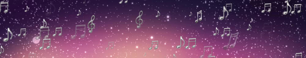Music Note floating 5K folder After Effectsテンプレート