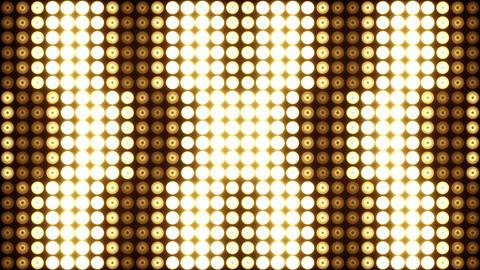 Flashing Floodlights 4K Vj Loop Stock Video Footage