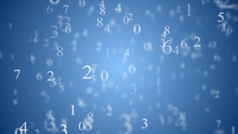 Matrix, Loop animation Stock Video Footage