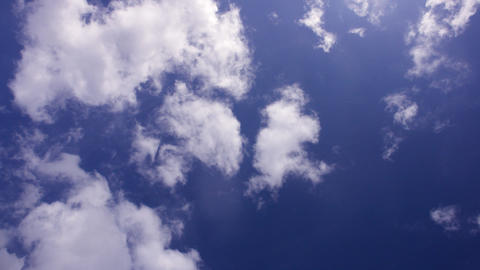 Sky Cloud 110902 A 1 HD Stock Video Footage