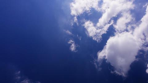 Sky Cloud 110907 A 1 HD Stock Video Footage