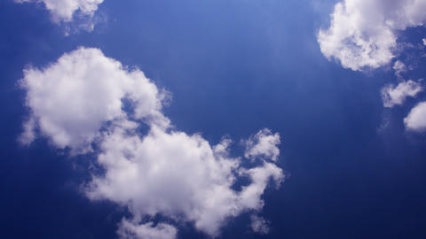 Sky Cloud 110907 A 1 HD Stock Video Footage