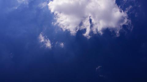 Sky Cloud 110907 B 1 HD Stock Video Footage