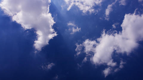 Sky Cloud 110907 B 1 HD Footage